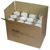 Чашка сублимационная белая Премиум (36 шт)