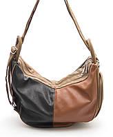 Цветная объемная женская сумка-рюкзак Б/Н art. 9014