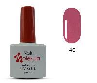 Гель-лак для ногтей Nails Molekula №40 терракота