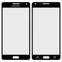 Стекло сенсорного экрана Samsung Galaxy A5 black