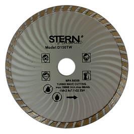 Алмазный диск STERN турбо