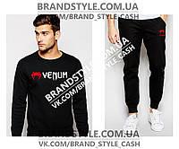 Спортивный костюм Venum черный