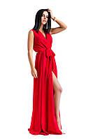 Платье женское Моника красное , женская одежда