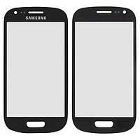 Стекло сенсорного экрана Samsung i8190 Galaxy S3 mini black