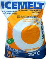 ICEMELT™ (АЙСМЕЛТ) - антигололедный реагент, антилед