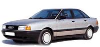 Реснички на фары Audi 80 (1987-1996)