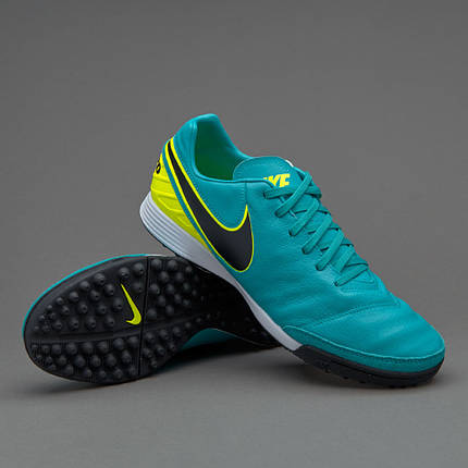Сороконожки Nike TiempoX Mystic V TF 819224-307 Найк Темпо (Оригинал), фото 2