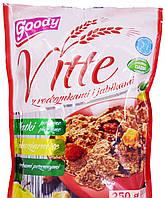 Сухой завтрак Goody Vitte с Изюмом и Яблоком 250г