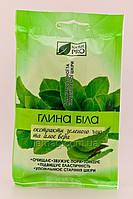 NaturPRO NaturPRO Глина Белая с экстрактом зеленого чая и алоэ-вера, 50 гр