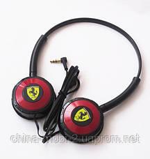 Наушники KZ-70 Ferrari проводные, фото 3