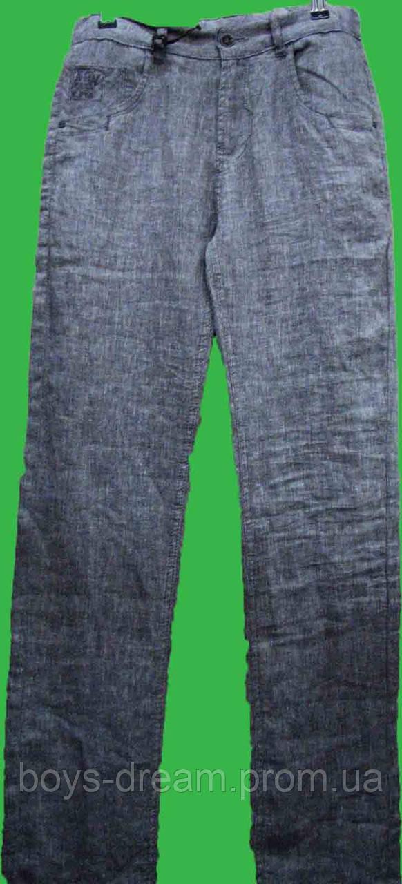 Летние брюки для мальчика (Турция)(164-176)