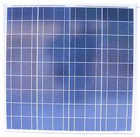 Солнечная панель 60Вт Perlight Solar PLM-060P (поликристалл 12В)