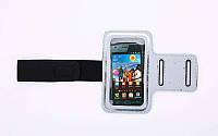 Чехол для телефона с креплением на руку для занятий спортом (для iPhone и iPod 18x7 см)