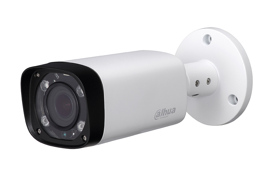 Видеокамера HDCVI DH-HAC-HFW2221R-Z-IRE6 (7-22 мм)