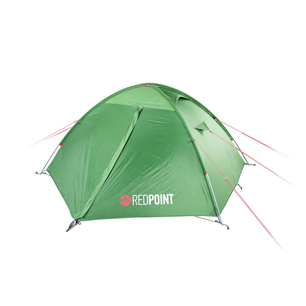 Палатка туристическая двухместная Red Point Steady 2 EXT