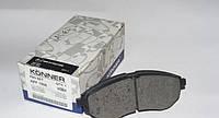 Тормозные колодки AVEO передние (KONNER)