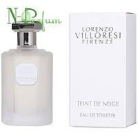 Лосьон для тела Lorenzo Villoresi Teint de Neige 250 мл