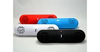 Портативная акустика, колонка с флешкой, Usb колонки, Monster Beats С-87.Беспроводная Bluetooth стерео колонка