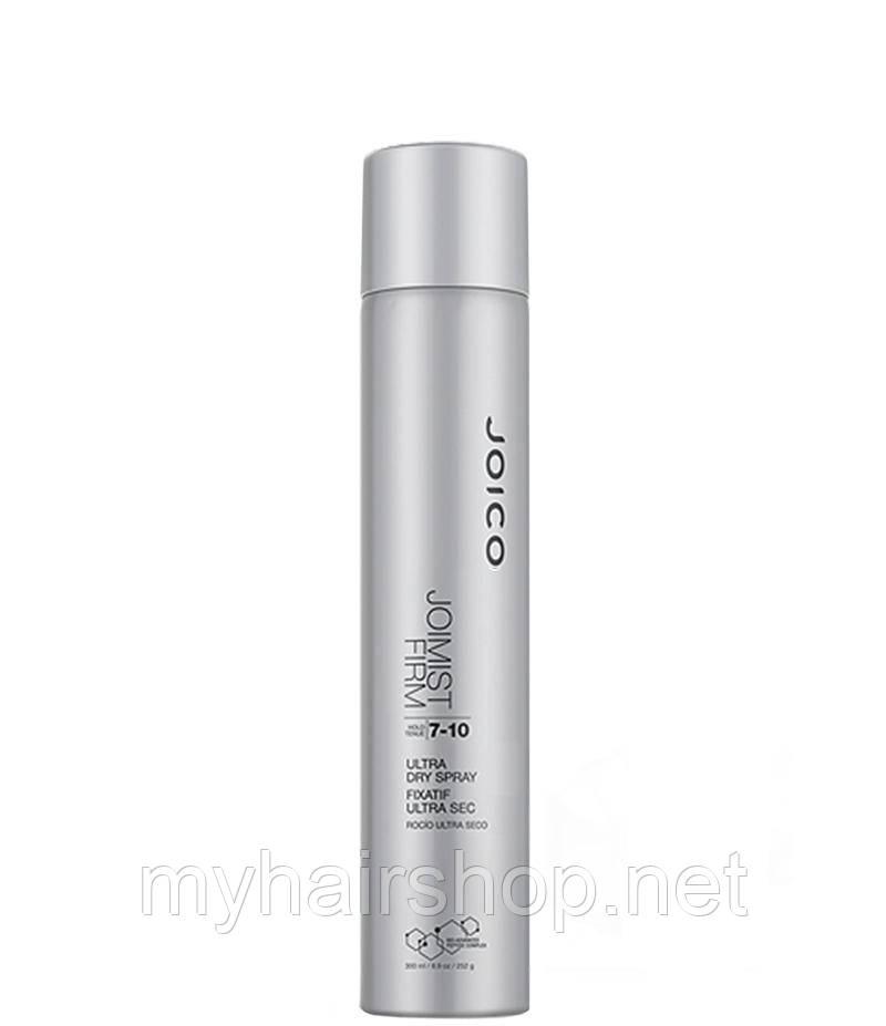 Лак быстросохнущий сильной фиксации Joico Style & Finish Joimist Firm Ultra Dry Spray 350мл