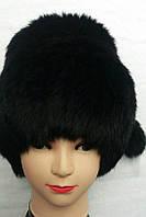 Стильная женская шапка-кубанка