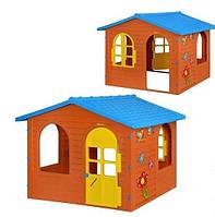 Детский игровой домик Garden House Mochtoys 10630