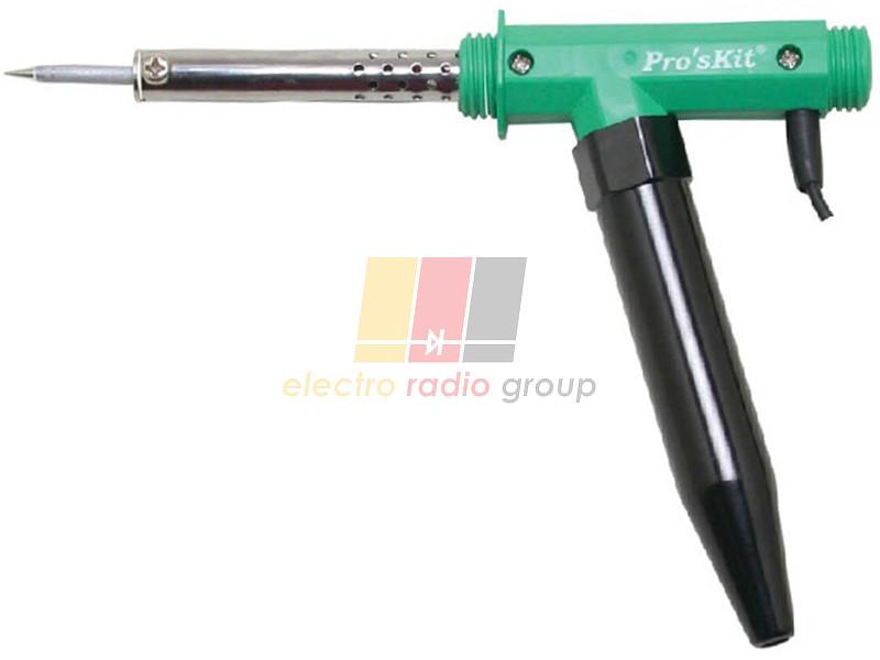 """Паяльник Pro'sKit Si- S106B,  трансформер, """"пистолет""""30 Вт"""