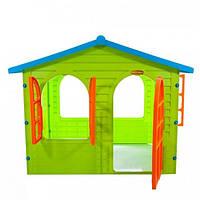 Детский игровой домик Дачный Mochtoys 10425