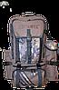 Рюкзак рыбацкий с жесткой спинкой