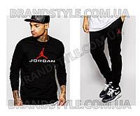 Спортивный костюм Jordan черный