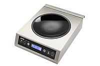 Плита индукционная WOK + сковорода в комплекте