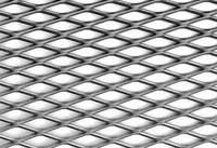 Просечно-вытяжной лист (ПВЛ) AISI 430 3х1000х400мм