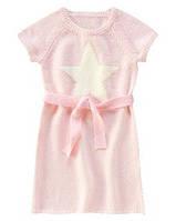 Трикотажное платье-сарафан для девочки 5-6-7-8 лет Crazy8 (США)