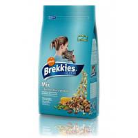 Корм Brekkies Exel (Бреккис Эксель) Cat Complet, для котов Полноценный рацион, 20 кг