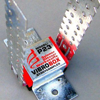 Потолочное звукоизоляционное крепление Vibrobox P-23