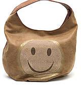 Большая женская сумка ХОБО Смайл Б/Н art. 1346