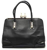 Красивая женская сумка  Б/Н art. 392 черный цвет, фото 1