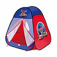 Детская палатка домик 811 Тачки, фото 3