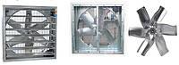 Осевые промышленные вентиляторы для сельского хозяйства ВСХ