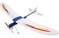 Самолет электромоторный сборная модель ZT Model Falcon 370 мм (модель самолета, сборные модели самолетов)