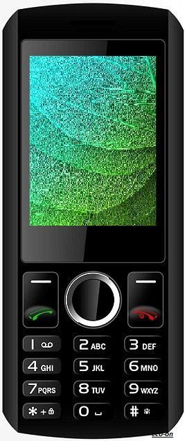 Мобильный телефон Nomi i243 Black-Grey
