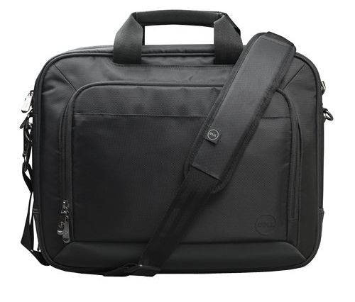 """Вместительная сумка для ноута 14,1"""" DELL Professional Topload 460-BBMO черный"""
