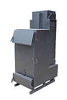 Твердотопливный пиролизный теплогенератор (утилизатор)  ТГП -100
