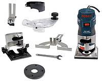 Кромочный фрезер Bosch GKF 600 и аксессуары