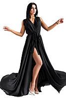 Платье летнее Моника черное , женская одежда