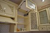 Кухня на замовлення з глянцевими фасадами з МДФ, фото 4
