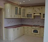 Кухня на замовлення з глянцевими фасадами з МДФ, фото 5