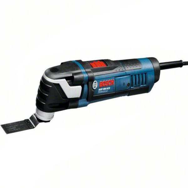 Многофункциональный резак (реноватор) Bosch GOP 300 SCE, 0601230502
