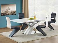 Стол обеденный (раскладной) Sandor / Сандор Halmar белый