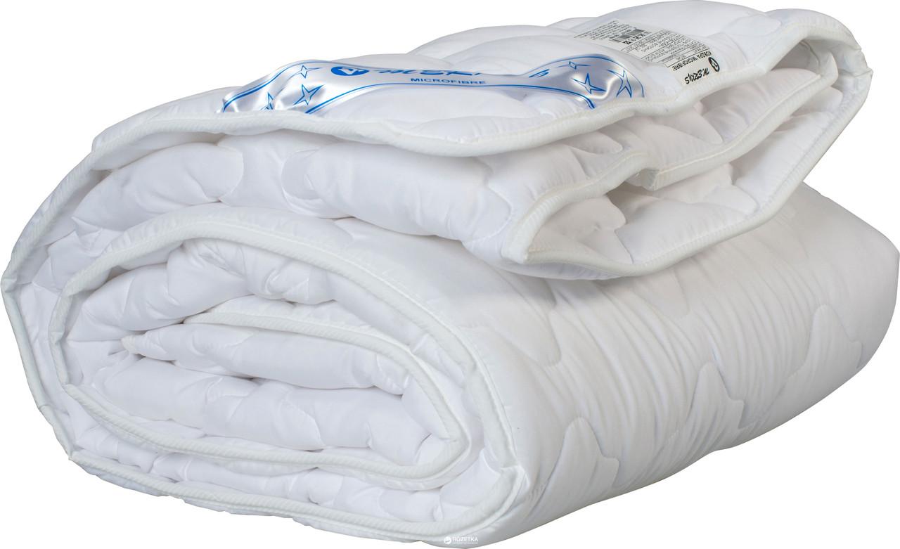 Одеяло силиконовое Merkys демисезонное 140х205 полуторное