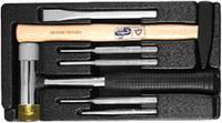 Набор ударного инструмента в ложементе, 7 предметов AmPro T20680